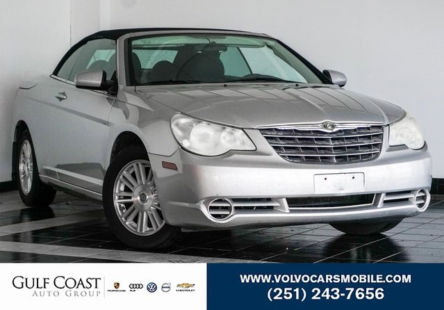 Pre Owned 2009 Chrysler Sebring Touring Fwd 2d Convertible