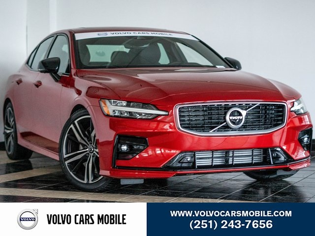 New 2019 Volvo S60 T6 R-Design AWD 4D Sedan