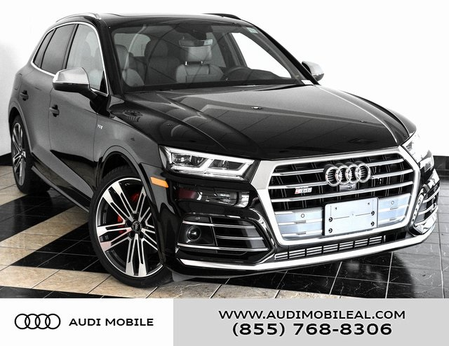 New 2018 Audi SQ5 3.0T Prestige
