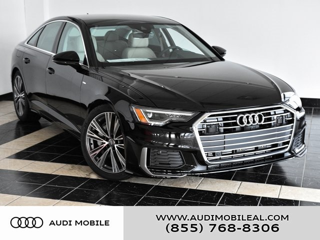 New 2019 Audi A6 3 0T Premium Plus quattro 4D Sedan