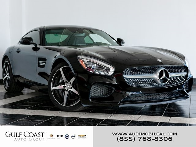Pre-Owned 2017 Mercedes-Benz AMG® GT Base