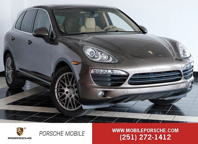 Pre-Owned 2014 Porsche Cayenne S