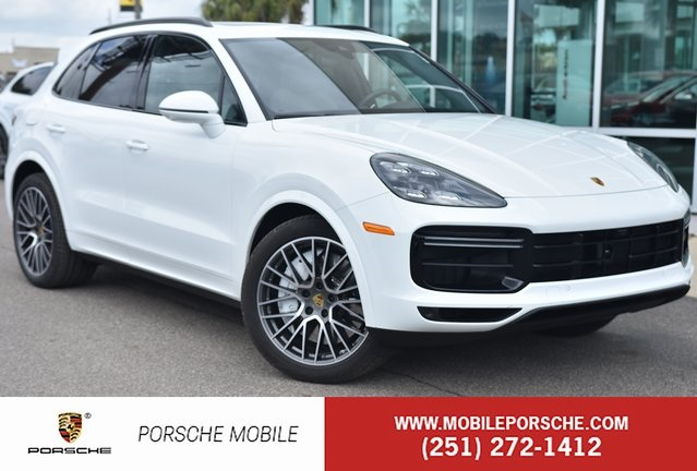 Certified Pre-Owned 2020 Porsche Cayenne Turbo