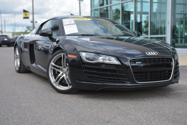 Pre-Owned 2012 Audi R8 4.2