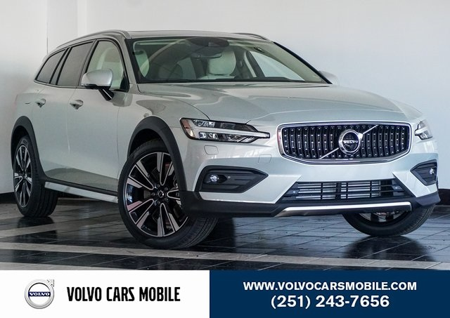 Volvo V60 Cross Country >> New 2020 Volvo V60 Cross Country T5 Awd 4d Wagon