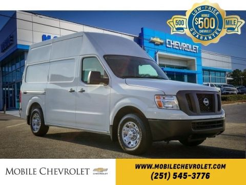 Pre-Owned 2018 Nissan NV2500 HD SV