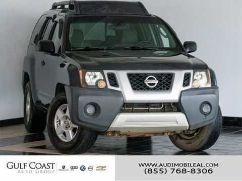Pre-Owned 2009 Nissan Xterra X