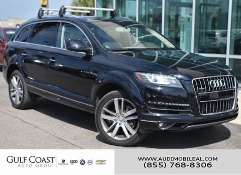 Pre-Owned 2015 Audi Q7 3.0 TDI Premium Plus