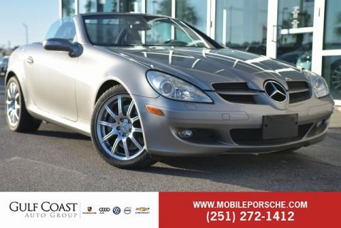 Pre-Owned 2006 Mercedes-Benz SLK SLK 350